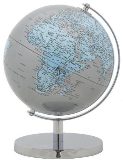 Glob pamantesc Mapamond Silver, Small