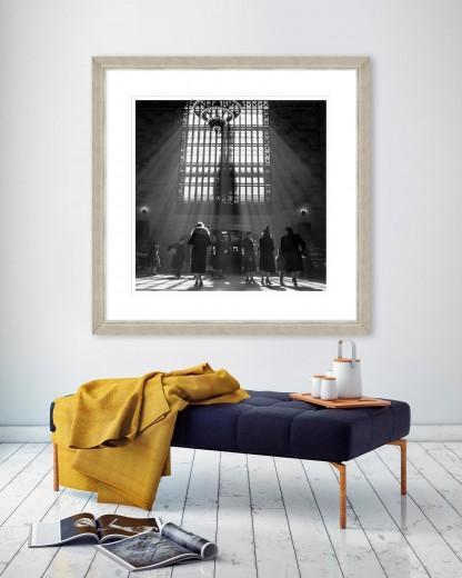 Tablou Framed Art Grand Central Station