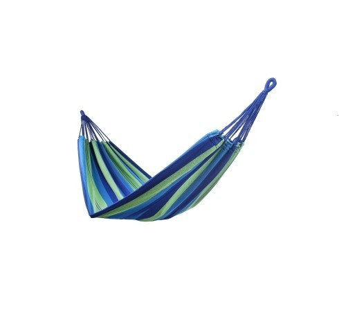 Hamac Cotpoly Green/Blue