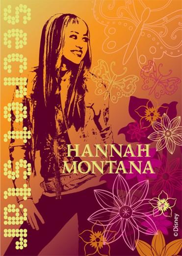 Covor Disney Kids Hannah Montana 222, Imprimat Digital