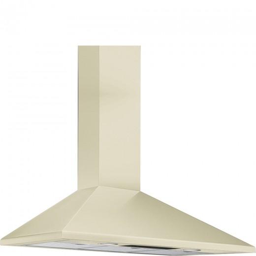 Hota decorativa KSED95PE, Crem, 90 cm, Coloniale, SMEG