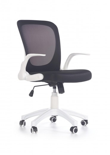 Scaun de birou ergonomic House Black / White, l59xA66xH90-100 cm
