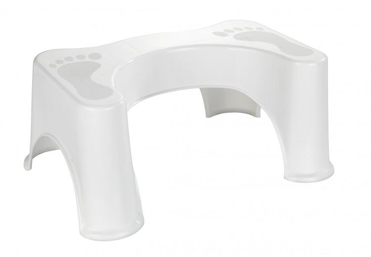 Inaltator / Treapta din plastic pentru toaleta, Secura Premium Alb, l48xA33,5xH20,5 cm