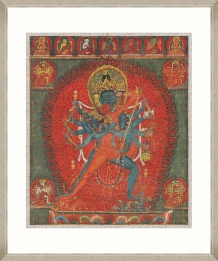 Tablou Framed Art Indian Goddess