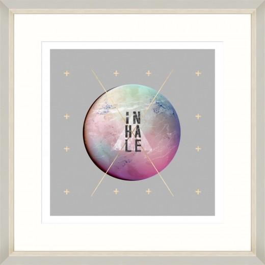 Tablou Framed Art Inhale