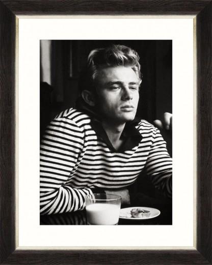 Tablou Framed Art James Dean Taking Breakfast