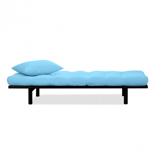 Canapea fixa Pace Day-Bed Black III