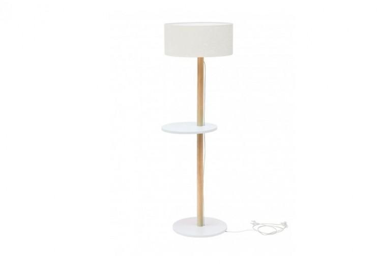 Lampadar Lamp Ufo White / White