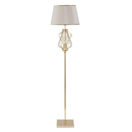 Lampadar Glam X Auriu / Crem