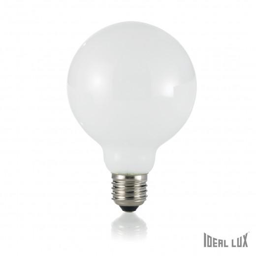 Bec LED 8W Globo D95-Alb