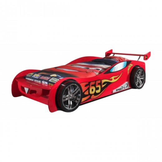 Pat pentru copii Le Mans Red