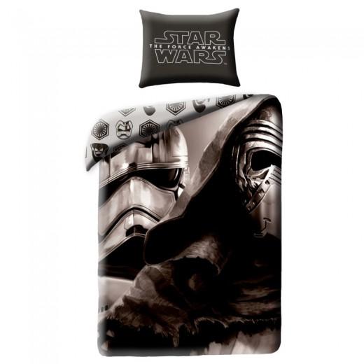 Lenjerie de pat copii Cotton Star Wars STAR457-200 x 160 cm