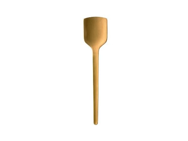 Lingura din otel Peili Brass 330435, L18xl3,8 cm, Zone Denmark