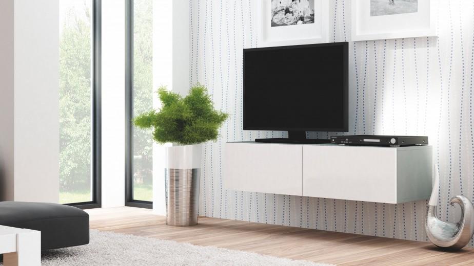Comoda TV din MDF Livo RTV-160W Grey