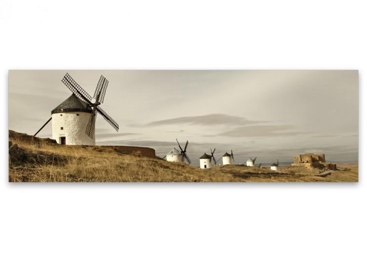Tablou Canvas Nature Mlyny, 45x140 cm