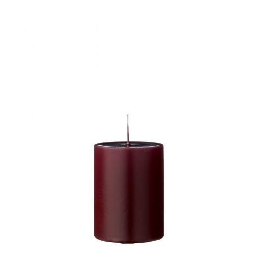 Lumanare  Candle  Red Ø7xH10 cm