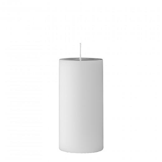Lumanare  Candle  White Ø7xH15 cm