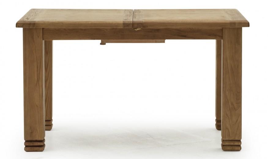 Masa extensibila din lemn de stejar Danube Oak, L140-180xl90xH79 cm