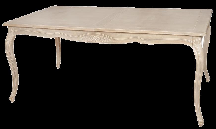 Masa extensibila din lemn de mesteacan, Venezia VE889K, L178-228xl104xh78 cm
