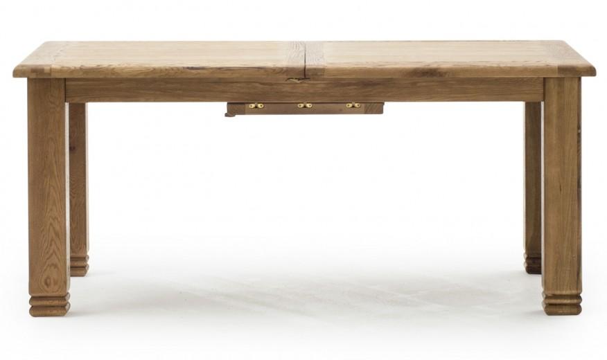 Masa extensibila din lemn de stejar Danube Oak, L180-230xl90xH79 cm