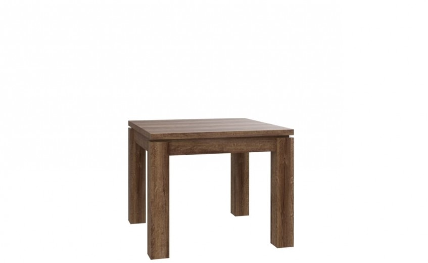 Masa extensibila din pal, Tala Stejar Noble Oak, L90-180xl90,4xH75,9 cm