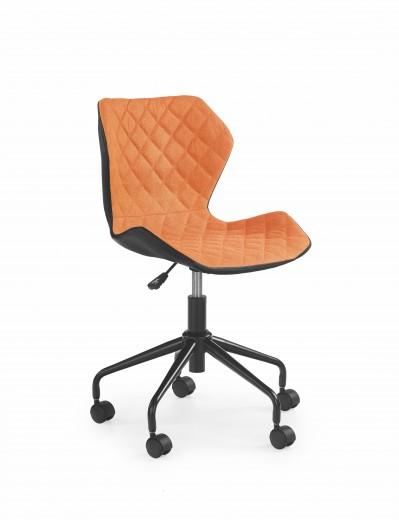 Scaun de birou ergonomic Matrix Orange