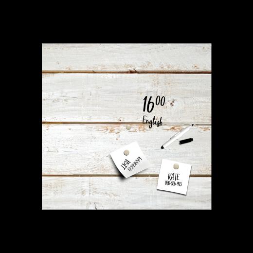 Memo Board Shabby MB110, 30 x 30 cm