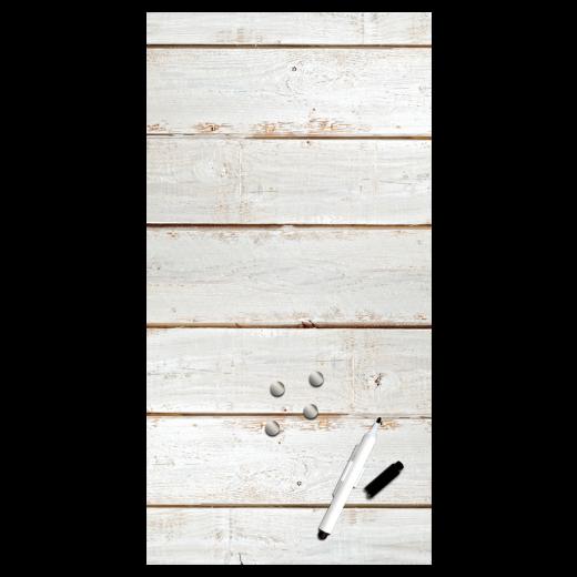 Memo Board Shabby MB138, 30 x 60 cm