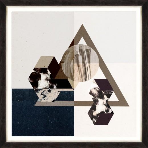 Tablou Framed Art Minimal Geometric I