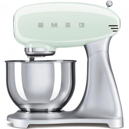 Mixer cu bol SMF01PGEU, Verde pastel, Retro 50, SMEG