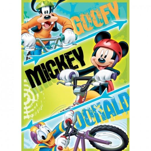 Covor Disney Kids Goofy & Donald, Imprimat Digital