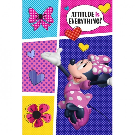 Covor Disney Kids Minnie Mouse Attitude, Imprimat Digital