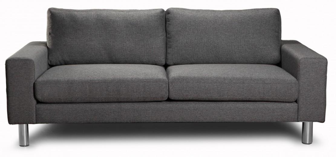 Canapea 3 locuri tapitata cu stofa Modena