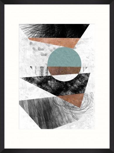 Tablou Framed Art Modern Theory II