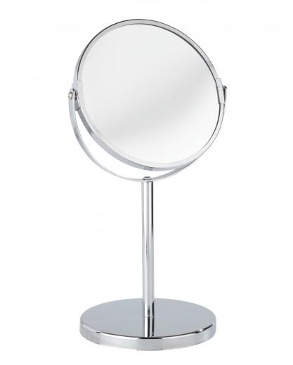 Oglinda cosmetica de masa, Assisi Crom, Ø16xH34,5 cm