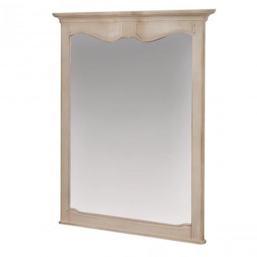Oglinda decorativa din lemn de mesteacan, Venezia VE816K