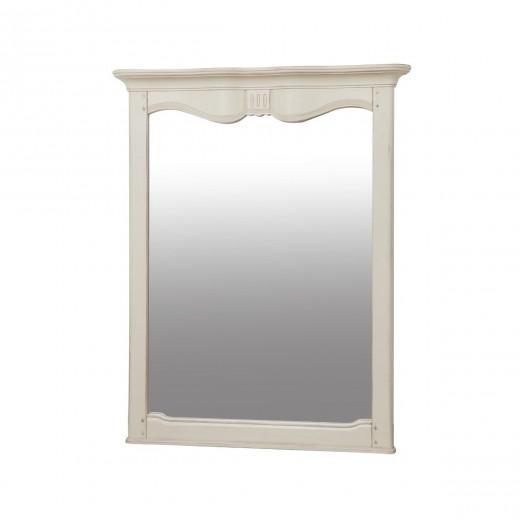 Oglinda decorativa din lemn de mesteacan, Verona VE816