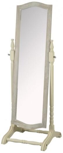 Oglinda decorativa din lemn de plop si MDF, Pesaro PE025
