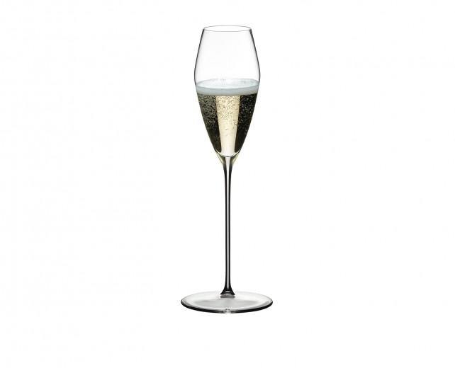 Pahar pentru sampanie, din cristal Max Champagne, 320 ml, Riedel