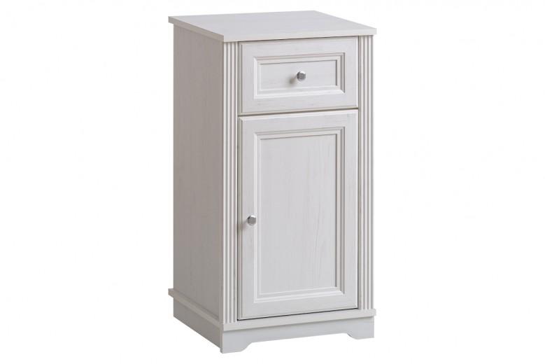 Dulap baie cu usa si sertar, Palace Andersen, l43xA40xH81 cm