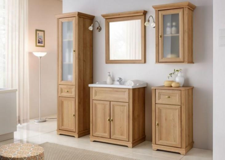 Set Mobilier pentru baie, 6 piese, Palace Riviera
