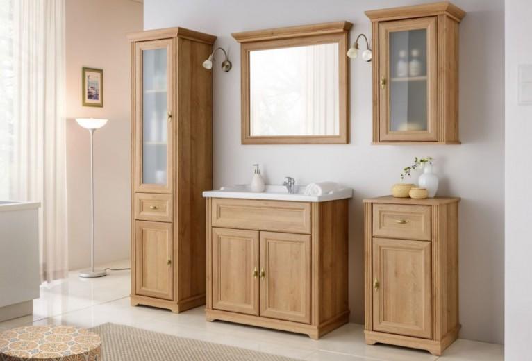 Set Mobilier pentru baie, 6 piese, Palace Riviera XL