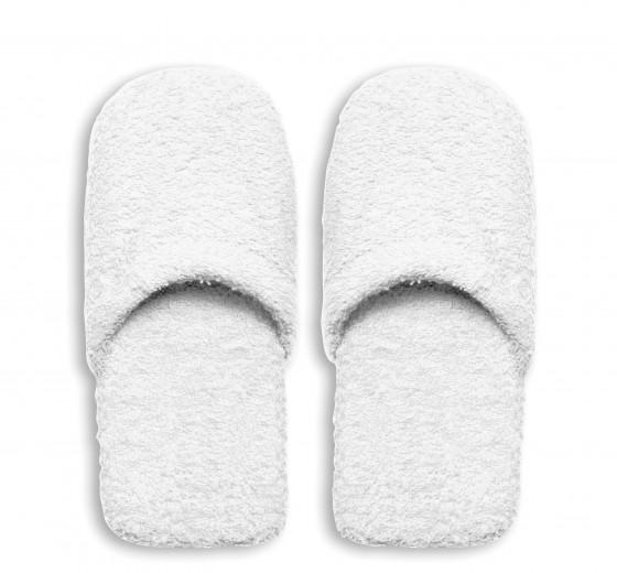 Papuci spa pentru barbati, L29,5xl11 cm, Bagno Spa Alb