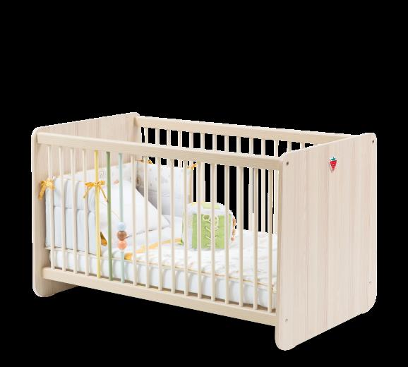 Patut din pal, pentru bebe Montessori Baby Natural, 120 x 60 cm