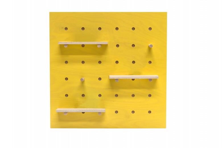 Cuier Triventi Square Yellow
