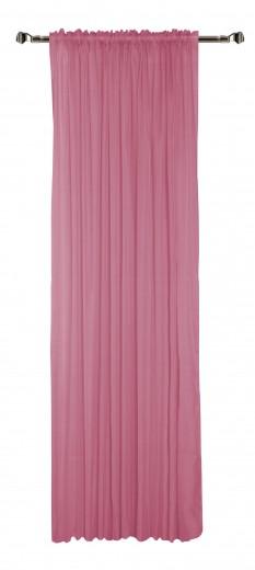Perdea Home Voile-58 Pink 300 x 280 cm, 1 bucata