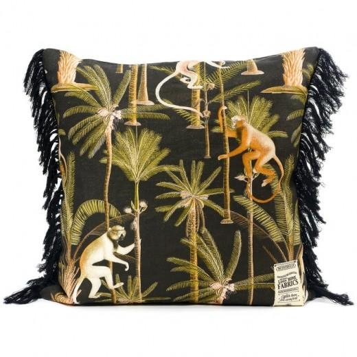 Perna decorativa Barbados Anthracite, L50xl50 cm