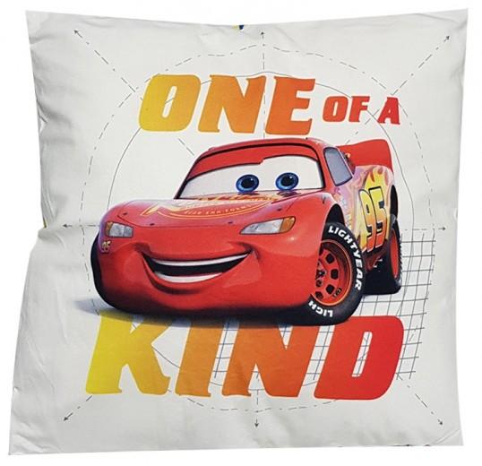 Perna decorativa pentru copii Disney Cars 1, L45xl45 cm