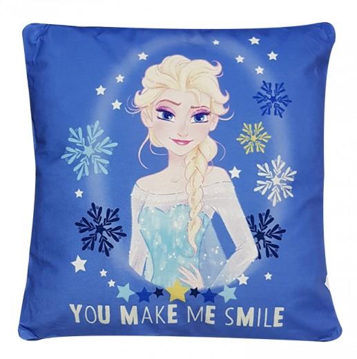 Perna decorativa pentru copii Disney Frozen 3, L45xl45 cm