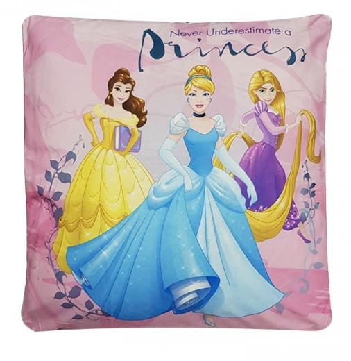 Perna decorativa pentru copii Disney Princess 5, L45xl45 cm